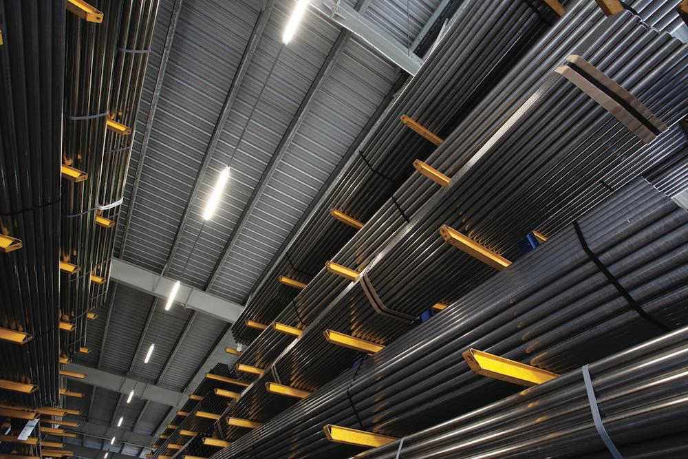Oświetlenie W Miejscu Pracy Inteligentny Budynek
