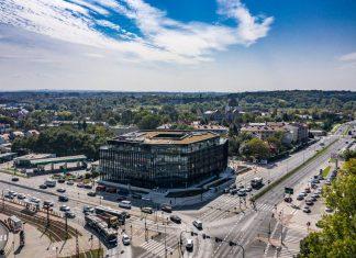 Big Kraków zielony budynek breeam