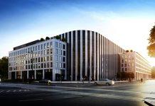 Biurowiec Sagittarius Business House Wrocław BREEAM