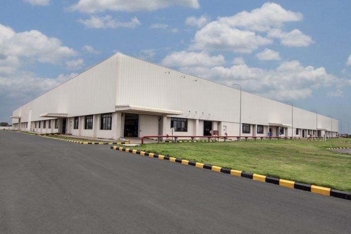 magazyn budynek hala przemysł warehouse